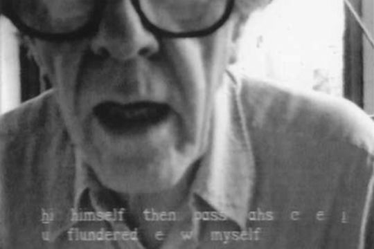 John Cage Performs James Joyce