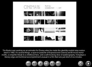 Cinema 16: American Short Films