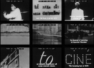 The Negation of Cinema: Some Brief Notes on Letterist Cinema 1950 - 1952