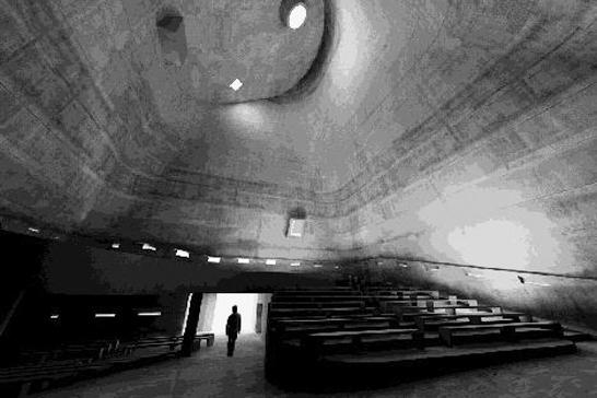 Vertigo Blindfolded Architecture