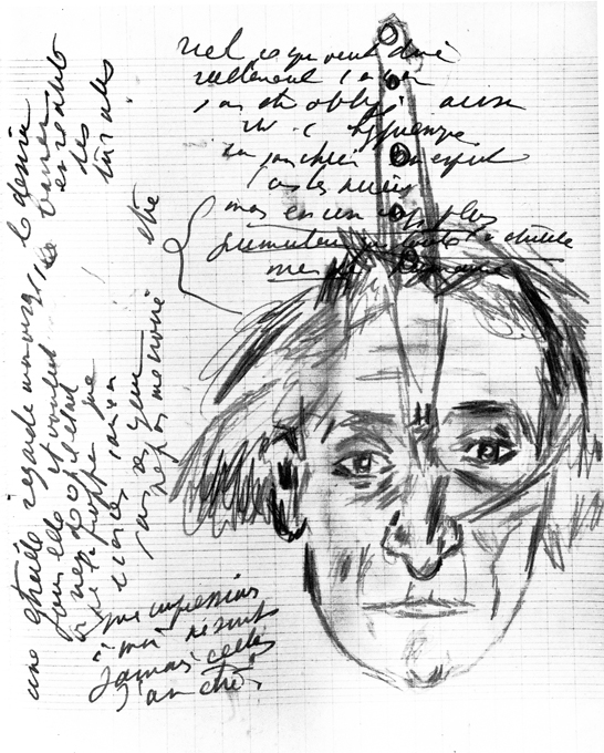 Atonin Artaud: self portrait. Source: https://www.closeupfilmcentre.com/vertigo_magazine/volume-3-issue-8-winter-2008/the-last-words-of-antonin-artaud/