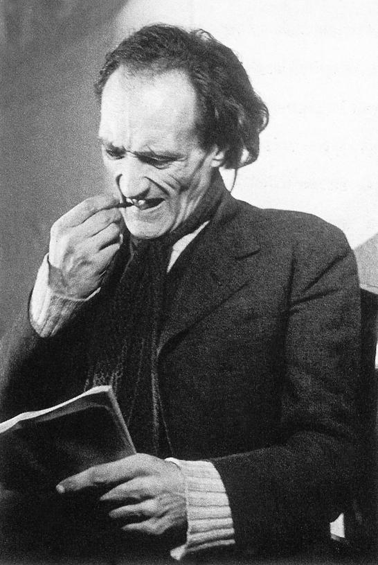 VERTIGO | The Last Words of Antonin Artaud